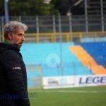 Calcio Lecco, Gaburro: «Vogliamo continuare a stupire. Futuro? Aspetto le mosse della società»