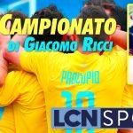 Il campionato di Giacomo Ricci – 12 Ottobre 2021