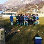 Un opaco Rugby Lecco batte l'Amatori&Union Milano in rimonta