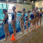 Ragazze blucelesti stoiche: in piscina a Torino soltanto in otto