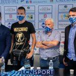 Calcio Lecco al lavoro «per allestire una squadra ambiziosa». D'Agostino: «Voglio arrivare in Serie A»