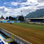 """Calcio Lecco, manutenzione in corso: il """"Rigamonti-Ceppi"""" si prepara per la nuova stagione"""