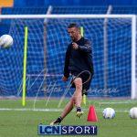 Ultimi preparativi per il derby: nel pomeriggio la rifinitura della Calcio Lecco
