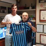 UFFICIALE | Calcio Lecco, Cristian Cauz è un difensore bluceleste