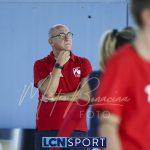 Picco Lecco, slitta la partenza. Coach Milano: «Vediamo il bicchiere mezzo pieno»