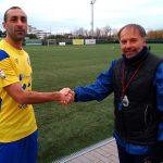 Calcio Lecco, D'Anna è ufficialmente della Fermana: «Non ti dimenticheremo». In serata attesa l'ufficialità di Liguori