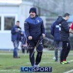 Post Carrarese-Lecco, D'Agostino: «Campo difficile, non era facile contro una squadra così. Dedica alla famiglia». Azzi: «Contento del mio rapido inserimento, lavoro per mettermi in pari»