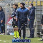 Verso Lucchese-Lecco, D'Agostino: «Se avessi bisogno farei giocare anche il magazziniere. Il pareggio non va bene a nessuno: si partirà forte». I convocati