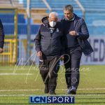 Post Lecco-Pro Patria, Fracchiolla: «Da Novara non siamo noi. Vedo scoramento e apatia, ma abbiamo ancora quattro partite da giocare». Maiolo: «Stagione ancora salvabile»
