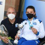 Straordinaria Sofia: doppia medaglia ai Campionati italiani a Verona