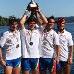 Lecchesi al top nelle acque di Gavirate: conquistati sette titoli italiani