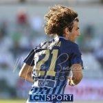 Calcio Lecco, provvedimento dopo l'espulsione: Kraja multato dalla società. Il centrocampista si è scusato