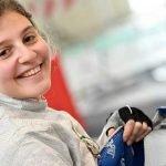 Sofia Brunati vola a Tokyo: sarà sparring partner ai Giochi