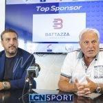 Calcio Lecco, Maiolo e Fracchiolla raccontano un mercato da 30 movimenti: «Il rinnovo di Iocolano la parte più difficile. Ganz arriva con entusiasmo. Il patron? Ha spremuto il limone»
