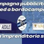 Calcio Lecco-Valassi, aperta la campagna pubblicitaria per i pannelli Led a bordocampo