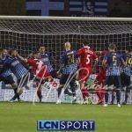 Mantova-Lecco: per la Lega è gol di Guccione