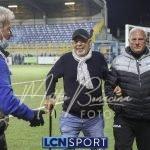 Post partita | Di Nunno: «Tordini può salvare il Lecco». Maiolo: «Critiche dall'interno fanno male». Zironelli: «La sentivo». Tordini: «Dedicato ai tifosi». Pavanel: «Difficile adattarsi qui»