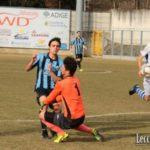 Calcio, Levico Terme-Lecco: il video del match
